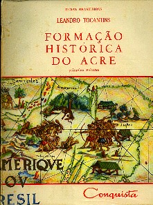 Leandro Tocantis Formacao Historica do Acre